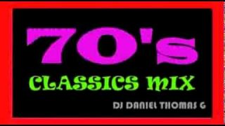 70's Disco  Classics Mix 1 DJ Daniel Thomas G